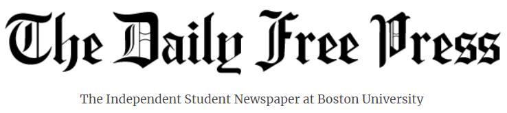 The Daily Free Press (Boston University)